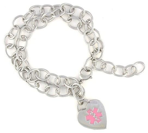 Cables Medical Charm Bracelet - n-styleid.com