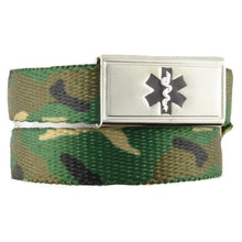 Camo Medical ID Band - n-styleid.com