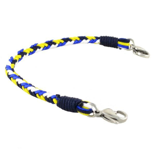 Charger Braided Bracelet