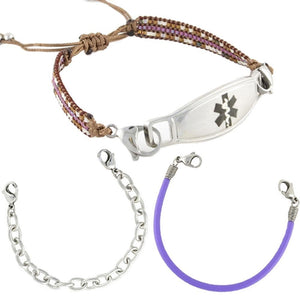 Cora Medical Bracelets VALUE FUN PACK - n-styleid.com