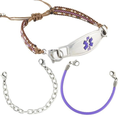 Cora Medical Bracelets VALUE FUN PACK