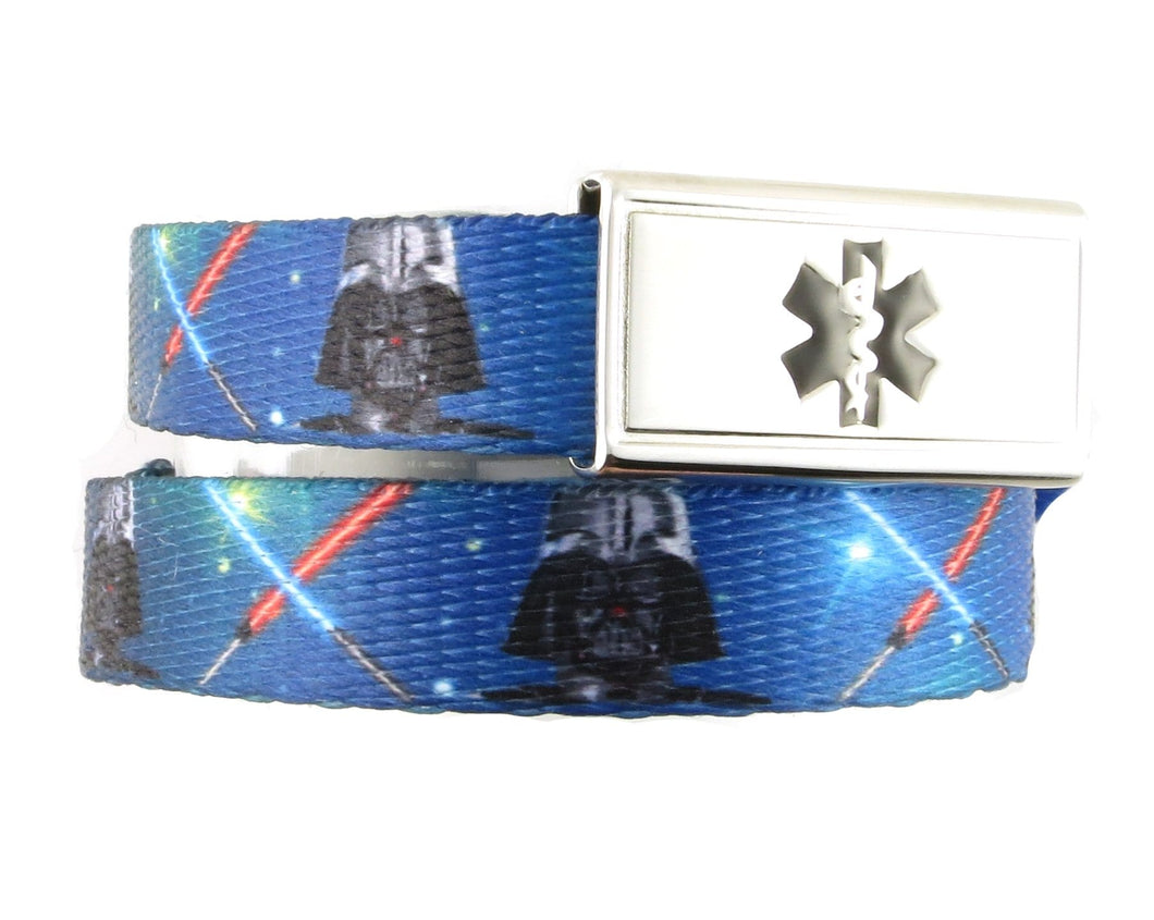 Darth Medical Bracelet - n-styleid.com