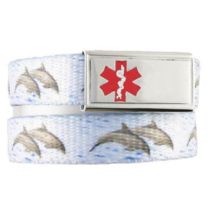 Dolphin Medical Bracelets F/E - n-styleid.com