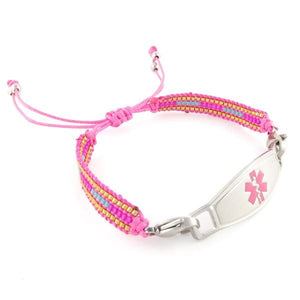 Farah Adjustable Medical Bracelet