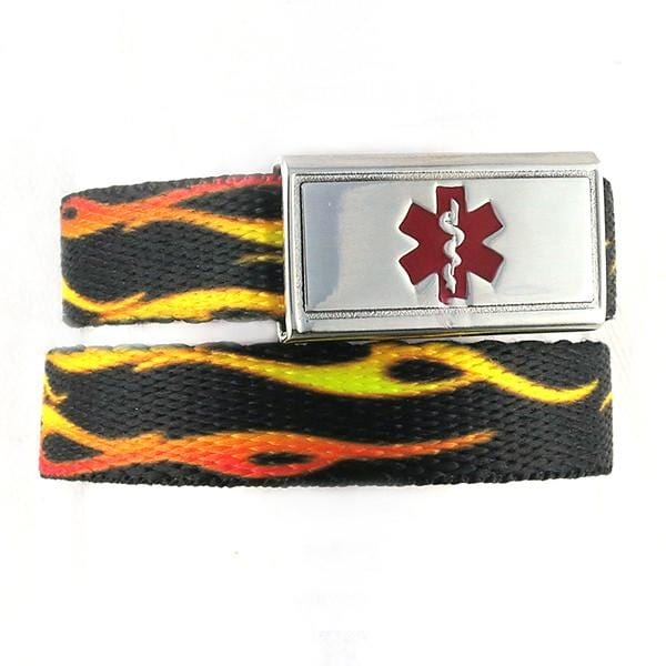 Fire Medical ID Band
