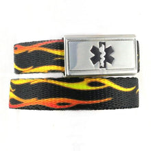 Fire Medical ID Band - n-styleid.com