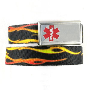 Fire Medical Braclet for Kids F/E
