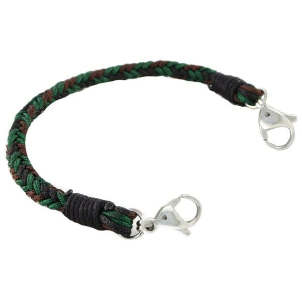Forest Braided Bracelet - n-styleid.com