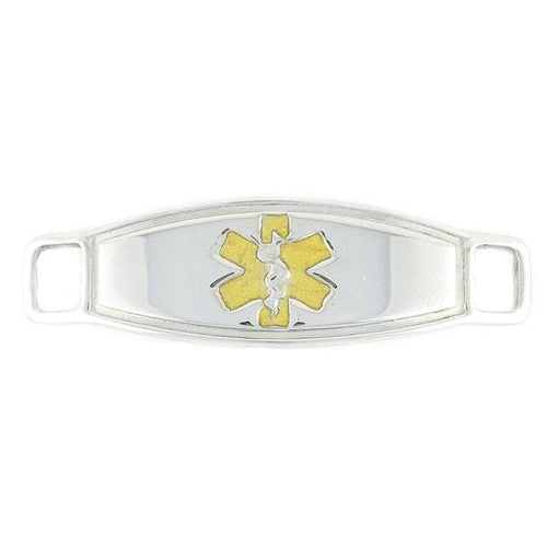 Gold Contempo  Medical Tags - n-styleid.com
