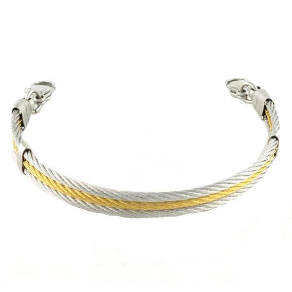 Golden Gate Cable Bracelets Without ID Tag - n-styleid.com