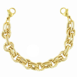 Golden Trend Interchangeable Bracelet - n-styleid.com