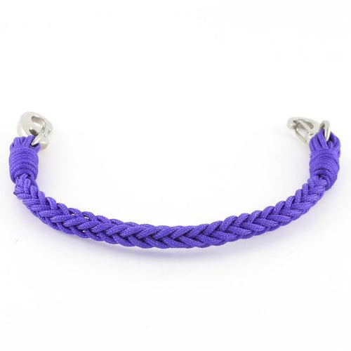 Grape Braided Bracelet