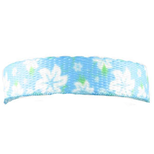 Hawaiian Flower Medical ID Bracelet - n-styleid.com