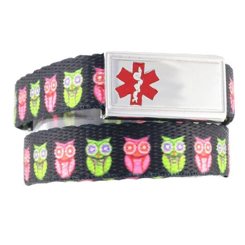 Hoot Medical Bracelets F/E - n-styleid.com