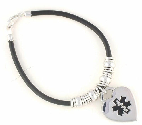 India Medical Charm Bracelet - n-styleid.com