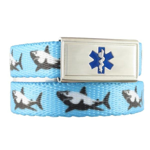 Jawsome Medical ID Bracelet - n-styleid.com