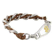 Jax medical alert bracelets w/Contempo ID - n-styleid.com