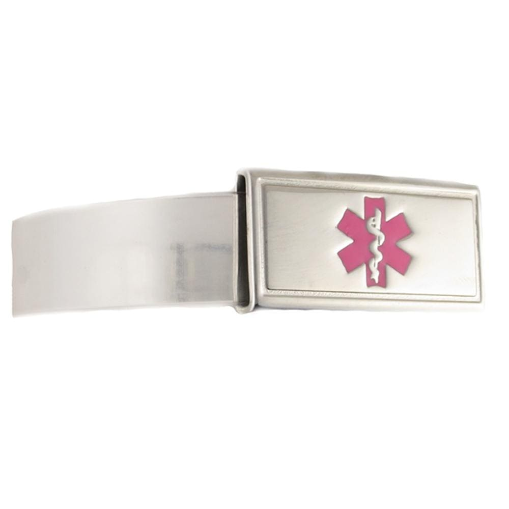 Jelly Band Crystal Clear  Kids Medical Bracelet - n-styleid.com