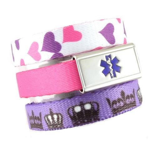 Love Value Pack Medical Bracelets - n-styleid.com