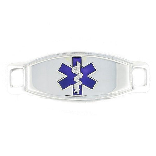 MAX PURPLE CONTEMPO MEDICAL ID TAG - n-styleid.com