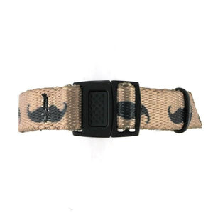 MUSTACHE MEDICAL ID BRACELETS Without ID - n-styleid.com