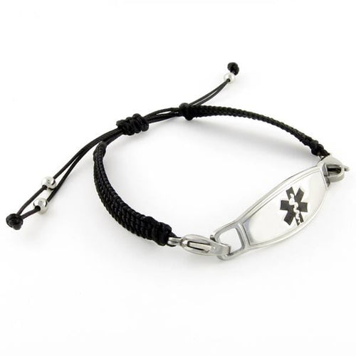 Naya Adjustable Medical ID Bracelets - n-styleid.com
