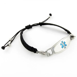 Naya Adjustable Medical ID Bracelets