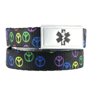 Night Peace Medical ID Bands