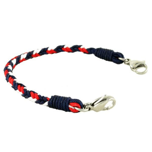 Patriot Braided Bracelet
