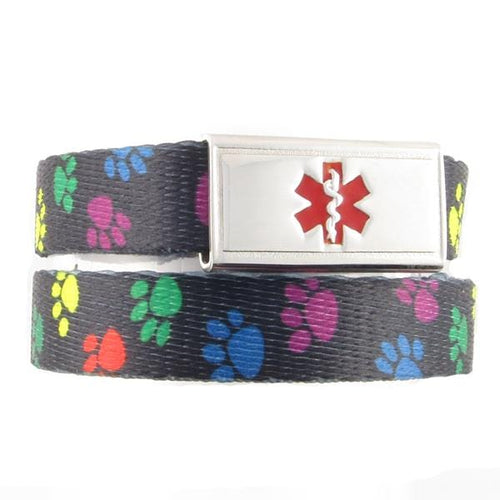 Paws Medical ID Bracelet