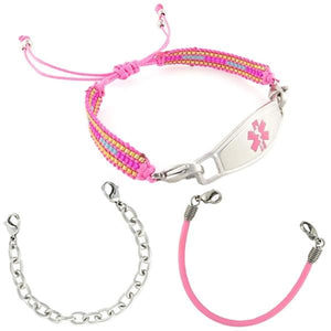 Farah Medical Bracelets VALUE FUN PACK