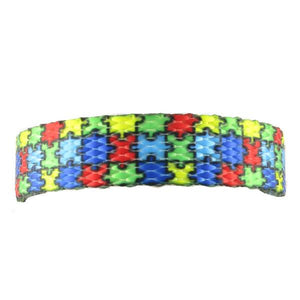 PUZZLE MEDICAL ALERT BRACELETS Without ID