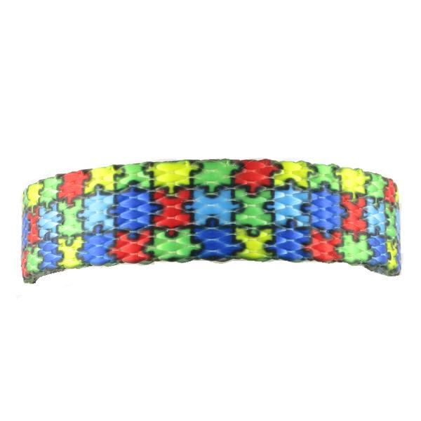 PUZZLE MEDICAL ALERT BRACELETS Without ID - n-styleid.com