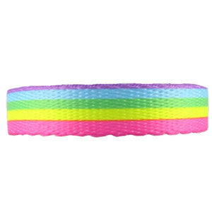 Rainbow Lights Medical Alert Band Without ID