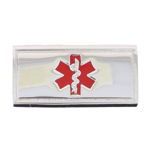 Red Slider Medical  ID Tag