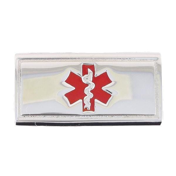 Red Slider Medical  ID Tag - n-styleid.com