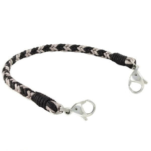 Smoke Braided Bracelet - n-styleid.com