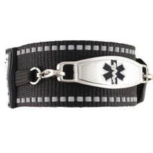 Universal Black Medical Bracelet - n-styleid.com