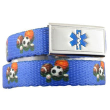 Sport Kids Medical Bracelet - n-styleid.com