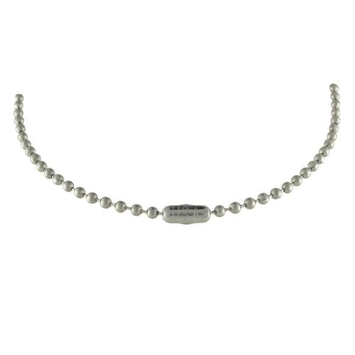 Stainless Steel Ball Chain - n-styleid.com