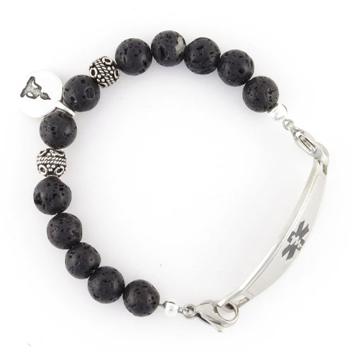 Healing Buddha Medical Bracelet - n-styleid.com