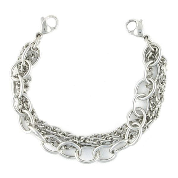 Triple Trend Bracelet Without Medical ID Tag - n-styleid.com