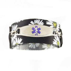 Universal Daisy Medical Bracelet