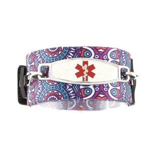 Universal Medallion Sport Medical Bracelet - n-styleid.com