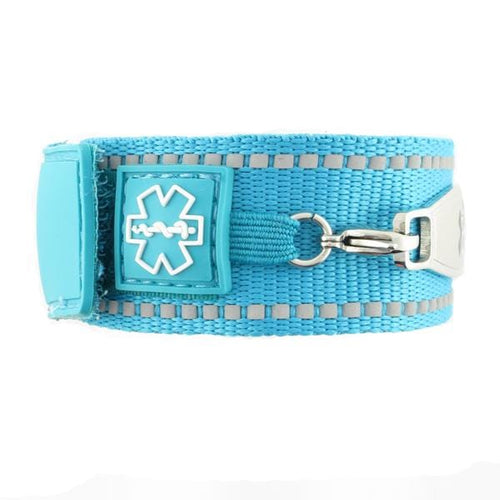 Universal Turquoise Band Without ID Tag