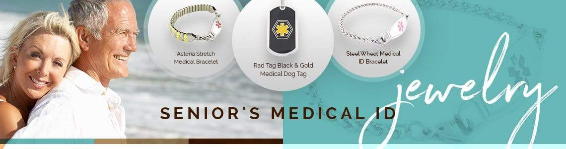 senior's medical id jewelry