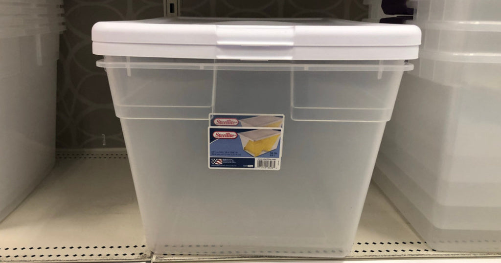 Storage Bins as Low as 89¢ at Target | In-Store & Online