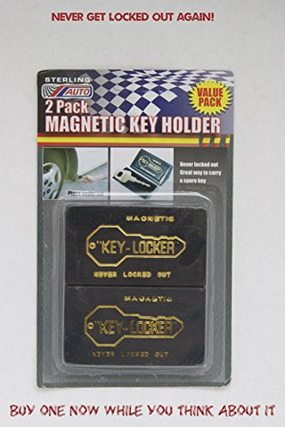 1 Hide a Key Magnet Key Holder