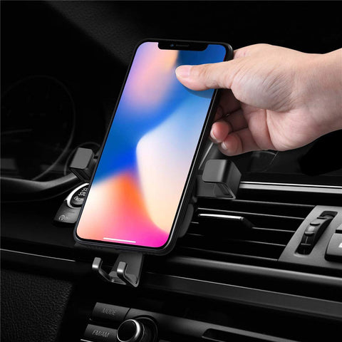 Car Mount,URPOWER® Easy-To-Use Universal Long Arm/neck 360°Rotation Windshield Phone Holder for Cell Phones iPhone 6,Samsung S6 Edge/S6/S5,Double Clip Car Mount for Most Phones and GPS Navigation