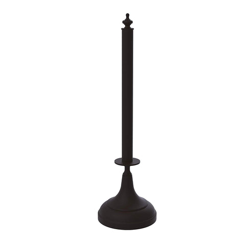 Allied Brass 1052-ORB Traditional Counter Top Kitchen Paper Towel Holder, Oil Rubbed Bronze
